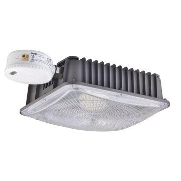 75W Parking Garage Light Fixture Motion Sensor