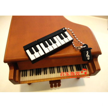 Music Piano USB Flash Drive