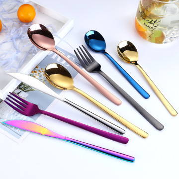 High Quality Cutlery Custom Engraving Hotel Cutlery