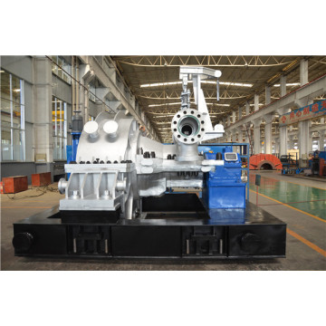 6MW  Injection condensing steam turbine