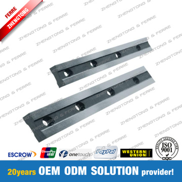 Guillotine Hydraulic Shearing Machine Blades