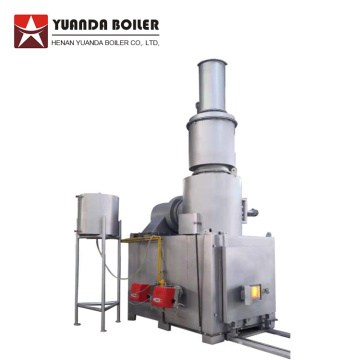 Small Food Waste Household Garbage Trash Incinerator Price