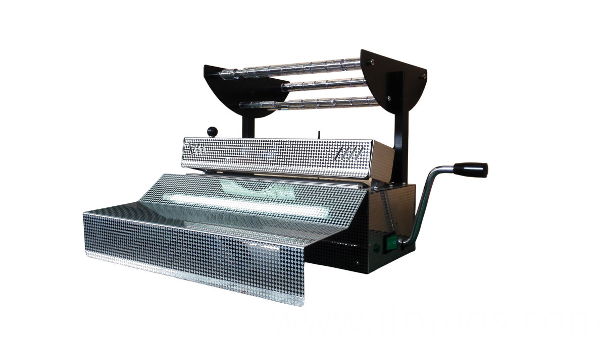 Sealer Machine For Sealing Pouches