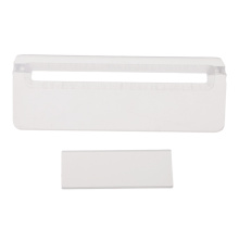 Heavy Duty Clear Acrylic Edger Candle Soap Beveler Planer for Soap Edge Trimming Smoothing Soap Making Tools Accessories