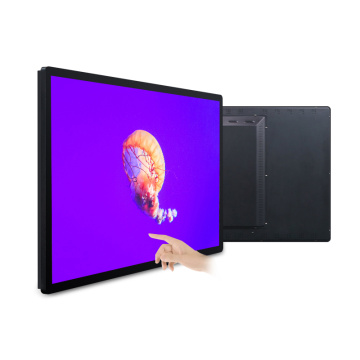 Big 55 inch PCAP touch screen PC