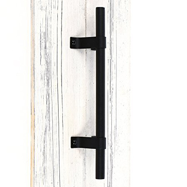 10 Inch Heavy Duty Barn Door Pull Up Bar Handle 3