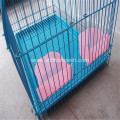 Powder Coated Metal Bird Cage