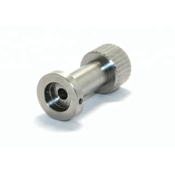 CNC Machining Of Precision Steel Parts