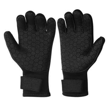 Seaskin 3mm Neoprene Wetsuit Gloves For Scuba Diving