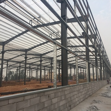 construction building structural steel columns warehouse