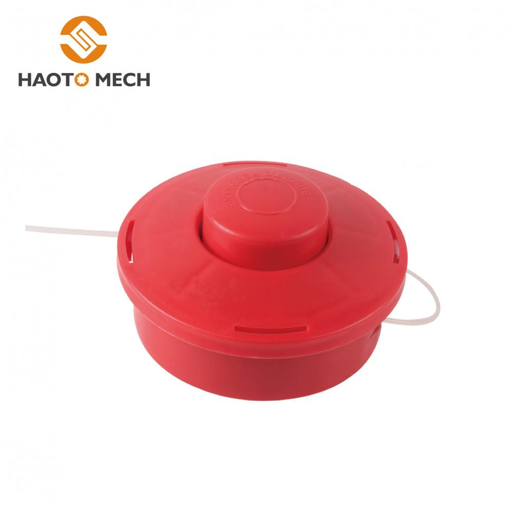 Trimmer head for grass trimmer brush cutter machine