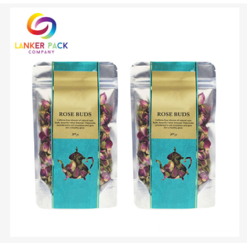 Quality Moisture Proof Heat Seal Tea Bag Packaging
