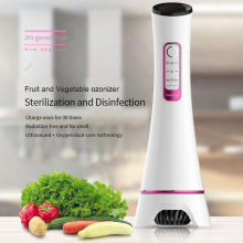 Kitchen vegetable fruit washer ozone ultrasound cleaner