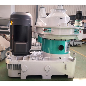 Long equipment life wood pellet mill machine