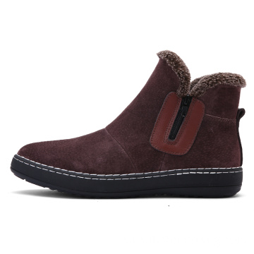 Men Boots Outdoor Sneakers with zip side design