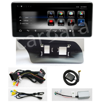 Smart Car Radio Stereo Mercedes Navigation Update for E coupe
