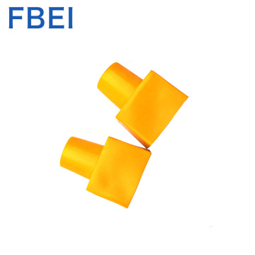 Yellow color RJ45 Boots cover