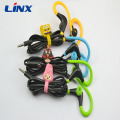 Whole Mini Wired Earphone with Earhook for Promotion