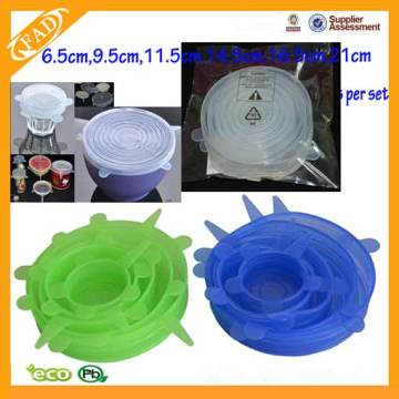 Best Selling Silicone Suction Lids Cover For Bowl