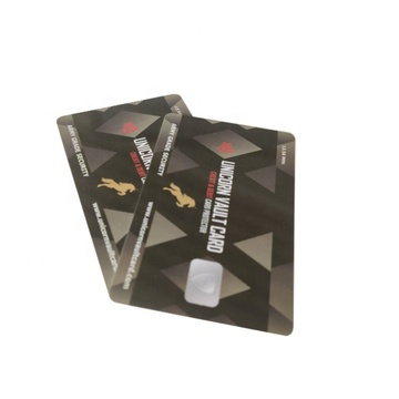 RFID Credit Card RFID Blocking Card