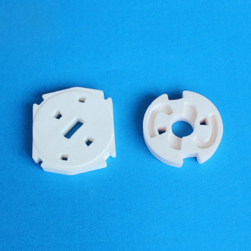 Machined High Purity Alumina Ceramic Gas Valve Disc
