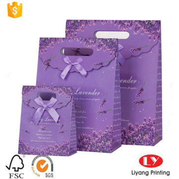 Popular wedding gift packaging paper bag