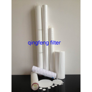 Micro Nylon  Pleated Filter Cartridge Water Filtration