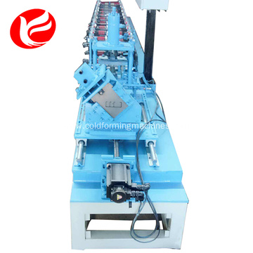 Light steel gauge roll forming machine malaysia