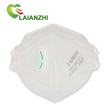 KN95 FFP3 Disposable Non-woven KN95 Valved Mask 4Layers