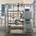 Automatic CBD extract molecular distillation machine