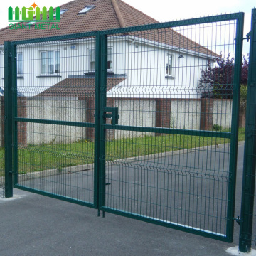 Galvanized  various fence gate