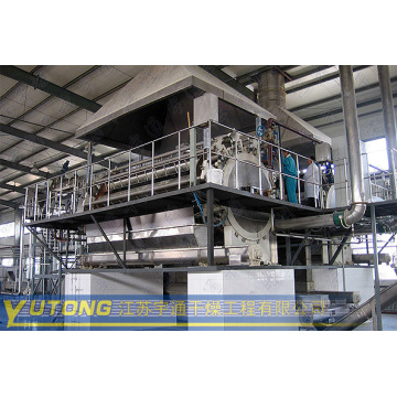 Scraper Drum Drying Machine for Chemical Industry