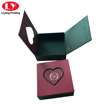 Luxury Magnetic Gift Packing Chocolate Invitation Box