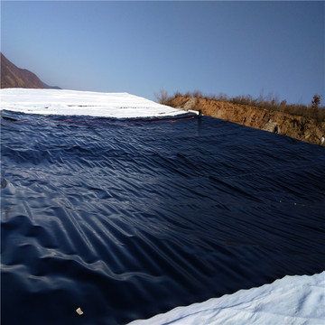 Waterproof Impermeable Smooth HDPE Geomembrane