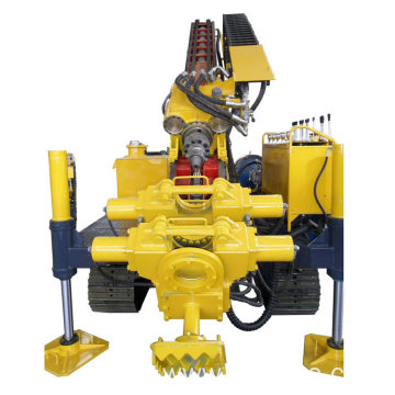 Crawler Anchor Drilling Rig