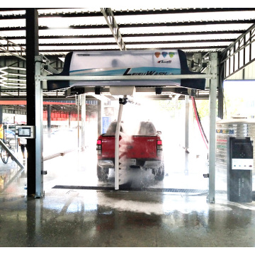 Brushless automatic car wash equipment Leisuwash Leibao 360