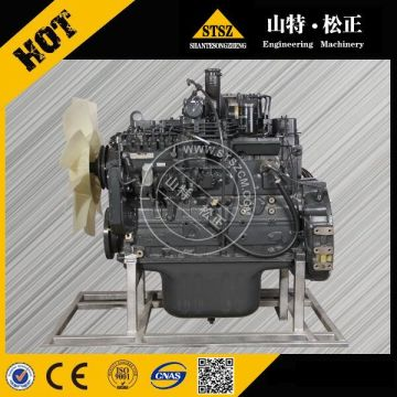 komatsu engine ass'y 6754-B0-DB11 for PC200-8