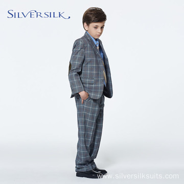 Wholesale Simple Design 3pcs  Kids Blazer Set
