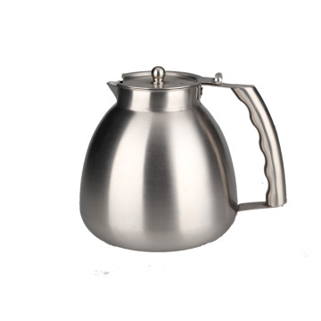 Whistling Kettle With Wave Shape Handle
