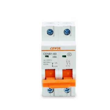 best DC circuit Breaker MCB solar DC breaker with overload short circuit protection 1000V 16A 25A 32A 40A 50A 63A 1P2P 3P 4P