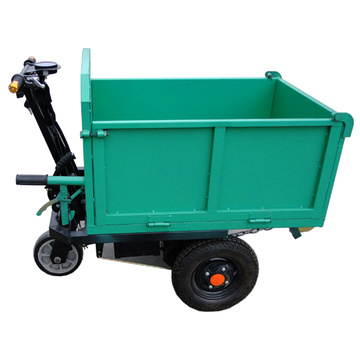 Electric Engineering Dump Trolley