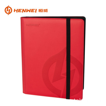HengWei 9 pockets gaming card protector