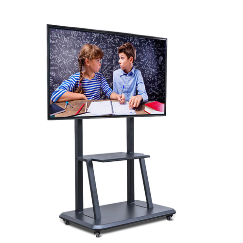 metal frame touch screen smart board
