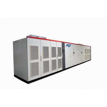 High Voltage Variable Speed Electric Motor With Controller