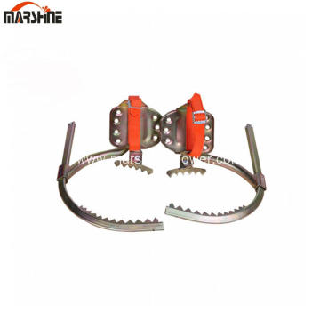 Steel or Wooden Pole Climbing Safety Tools