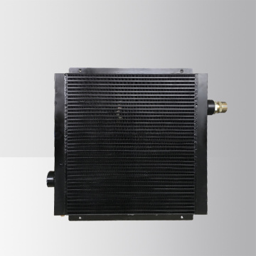 Transmission Oil Cooler With Fan