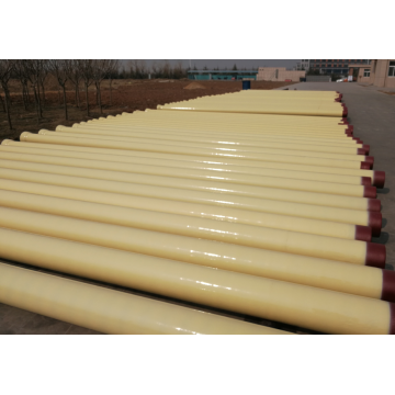 Ductile Iron Straight pipeline With PU coating