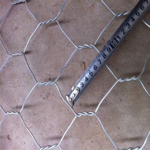 High Quality Galvanized Stone Basket Gabion Wire Mesh