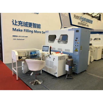 Down Garment Auto Filling Machinery