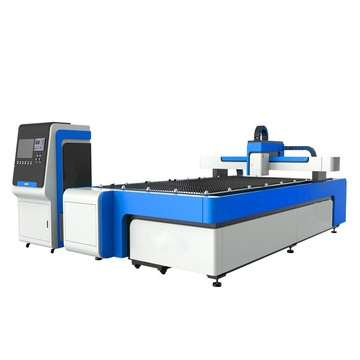 Star Company 500W/1000W CNC Fiber Laser Cutting Machine